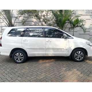 Sewa mobil Avanza murah dan berkualitas di Jakarta. Hanya 350 ribu + driver.