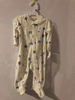 BN Baby's sleepsuit
