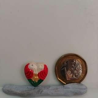 Salika amulet. Small size.