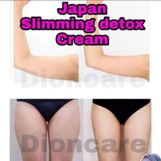 Slimming arms n leg