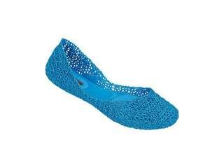 MELISSA CAMPANA PAPEL IV, Blue Glitter