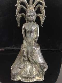 Antique Buddha Statue Bucha