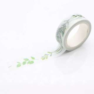 [PO] Leaf / plant washi tape
