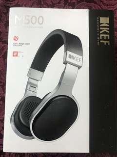 KEF M500 HiFi Headphone 全新