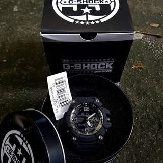 Casio Gshock / Gg1035-1adr ( Black Out )