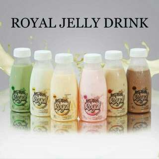 royal jelly drink 350ml