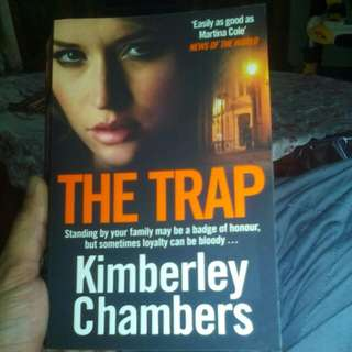 "Great Novel ""The Trap"" by Kimberley Chambers"