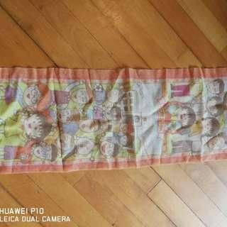 小丸子方巾