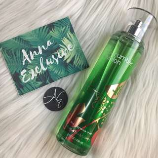 AUTHENTIC Bath & Body Works CUCUMBER MELON Fine Fragrance Mist