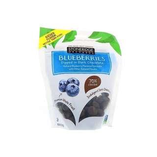 代購 美國空運進口食品 Stoneridge Orchards藍莓黑巧克力球 乾果專家 零食 零嘴 甜點 年節 年貨