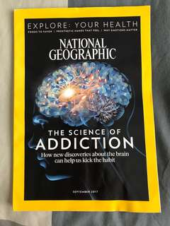 National Geographic - The Science of ADDICTION : How new discoveries about the brain can help us kick the habit