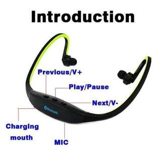 S9 SPORTS BLUETOOTH EARPHONE