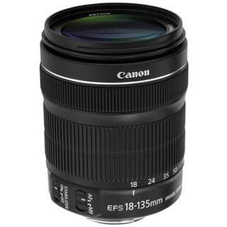 EF-S 18-135mm f/3.5-5.6 IS STM Lens Canon
