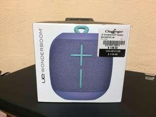 Bluetooth Speaker Ultimate Ears Wonderboom New