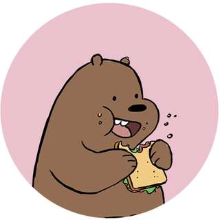 We Bare Bears Hungry Grizz