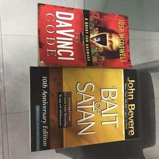 Da vinci code & the bait of satan
