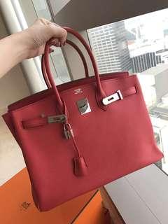 Hermes Birkin 35 bag
