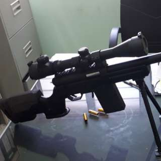 Sniper TRG 22- eject shell (bb gel)