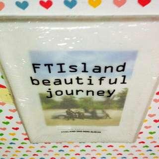 FTISLAND-Beautiful Journey (2nd Mini Album) CD(Sealed)