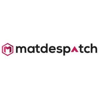 MatDespatch Signup link (Free)