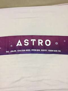 Astro official slogan