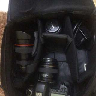 DSLR Canon 5D Mark ii