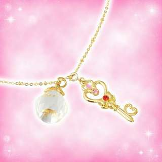 [PO] Sailor Moon USJ Limited Legendary Silver Crystal Necklace