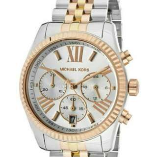 Restock! Big SALE!!! Michael Kors Lexington Chronograph MK 5735 Women Watch