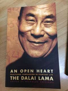 An open heart The Dalai Lama
