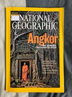 National Geographic - Angkor : Why an Ancient Civilisation Collapsed