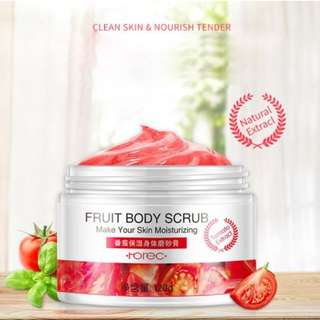 Fruity body scrub [ToMaTo]