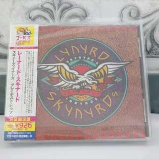 Japan CD Lynyrd Skynyrd Greatest Hits