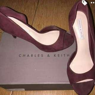 Charles & Keith Original Heels