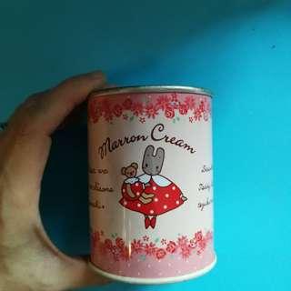 Marron cream 錢箱