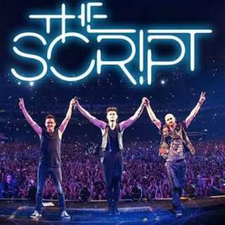 The Script Concert 2018 (3 GA Seated Together | Sold as Bundle Only)