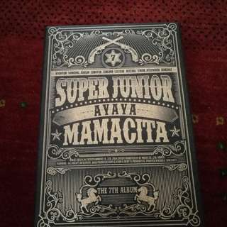 Super junior mamacita