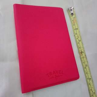 Shiseido passport cover
