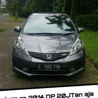 Honda Jazz Rs tahun 2014