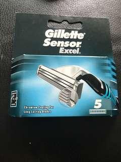 Gillette Sensor Excel - Blade
