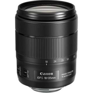 EF-S 18-135mm f/3.5-5.6 IS USM Lens Canon