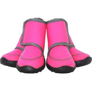 Pet Shoes (Hot Pink)