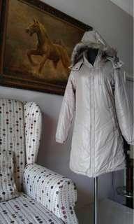 Coat BULU ANGSA mocca