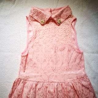 Soiree Light Pink Dress
