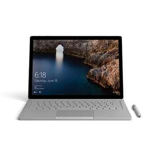 全新未開封 Brand New Surface Book I7 512GB 香港行貨 Authorized Dealer Import