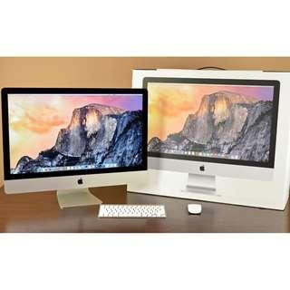APPLE 二手電腦 iMac 5K Retina Display 27吋