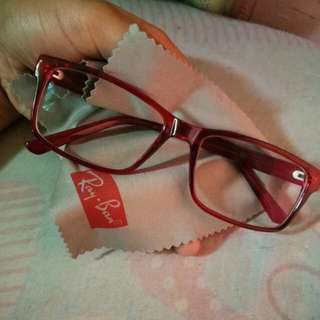 Replaceable Eye Glass