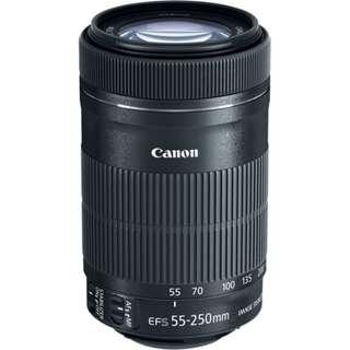 EF-S 55-250mm f/4-5.6 IS STM Canon Lens