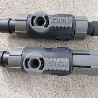 Eheim connectors and tap for size 25/34