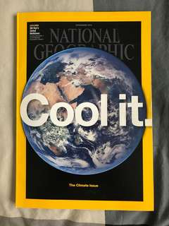 National Geographic - Cool It : The Climate Issue