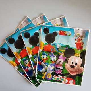 Mickey Clubhouse loot bags